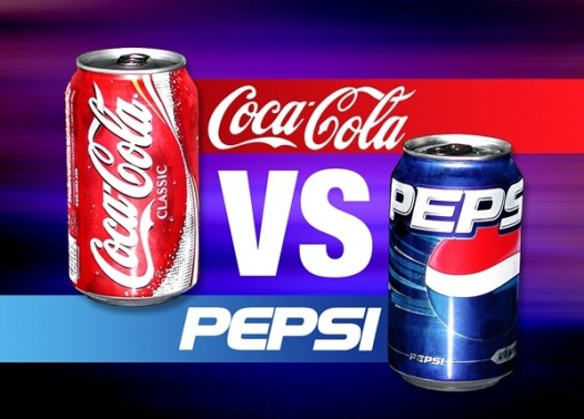 Image #: 9155720    Soda competition between Coke and Pepsi.      MCT /Landov