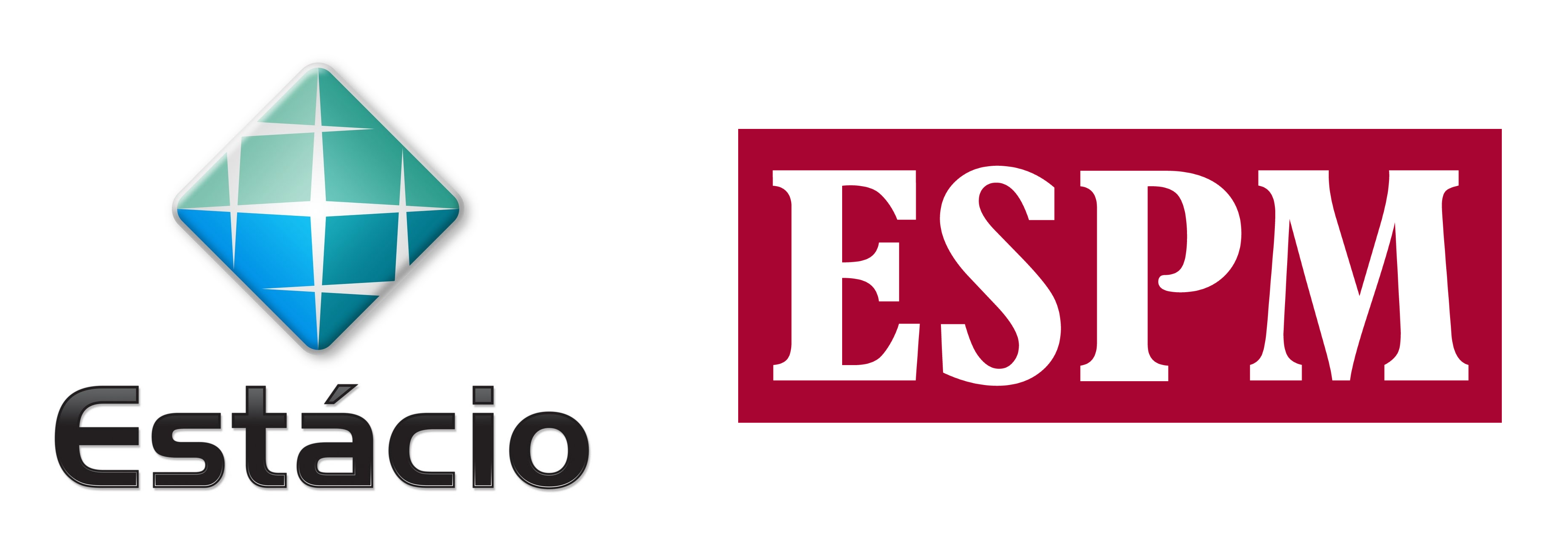 Estacio - ESPM Logo