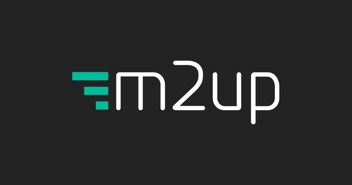 M2Up Logo
