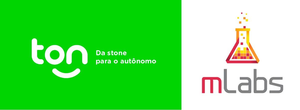 Ton Stone & Ms Labs Logo
